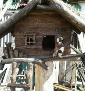Декоративные домики для животных