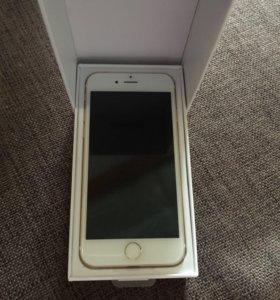 iPhone 6 Gold на 16 гб