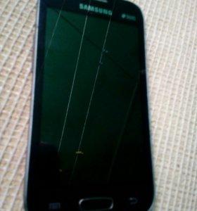 Samsung gelaxy star plus gt-s7262