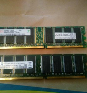 Оперативная память DDR 2Gb