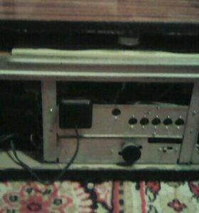 Катушечный магнитофон Днипро