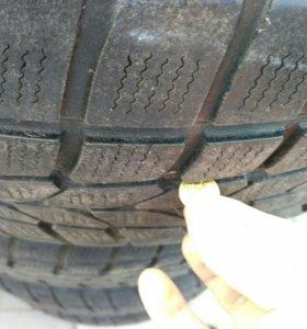Dunlop winter sport 400 265/60/18