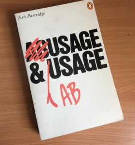 Учебник Usage & Abusage
