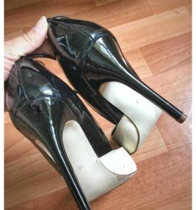 Туфли в стиле Зара