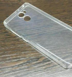 Силиконовый чехол на Xiaomi Redmi 4