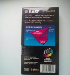 Видео кассета BASF