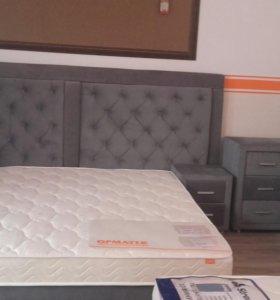 Кровать Изголовье
