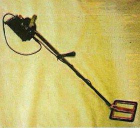 Индукционный металлоискатель имп - 2