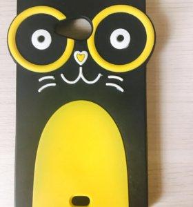 Силиконовый чехол для Nokia Lucia 535