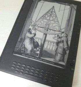 Электронная чернильная книга Amazon kindle
