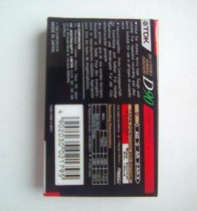 Аудио кассеты TDk D90