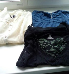 Блузка, топ, футболка