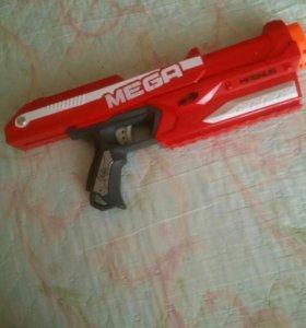Бластер Nerf Mega