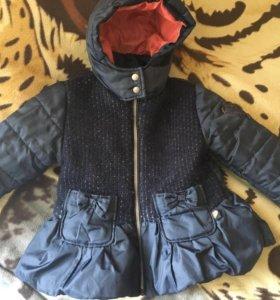 Плащ-курточка на девочку
