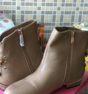 Ботинки,полубатинки