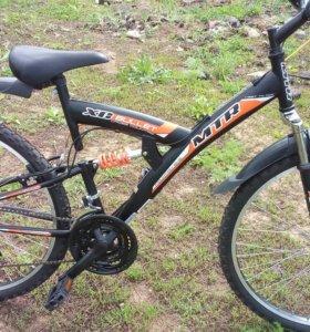 Новые велосипеды спортивные
