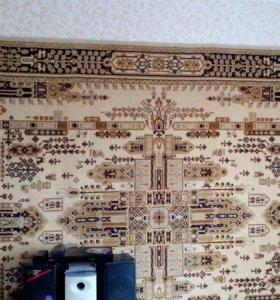 Шерстяной ковёр 2х3 м