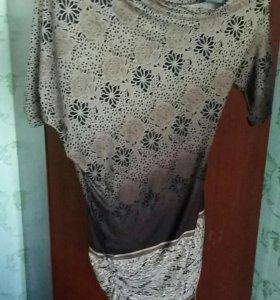 Туника или мини платье