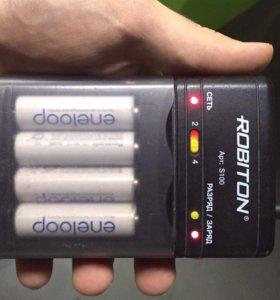 Зарядное устройство для аккумуляторов robiton