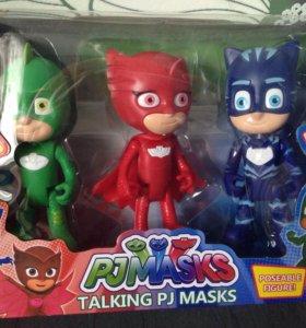 Герои в масках набор