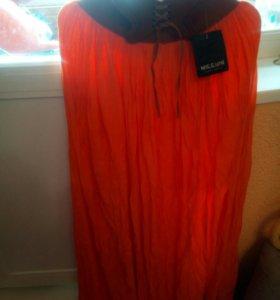 Новая длинная юбка