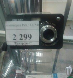 Фотоаппарат Dexp DC5100