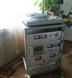 Sony PX-X30A, TA-F5, ST-A4, TC-K5