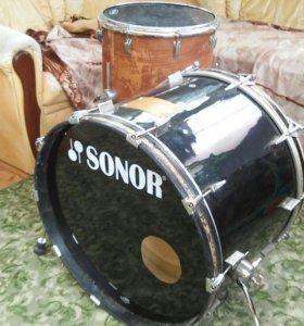 """Бас-барабан 22"""""""