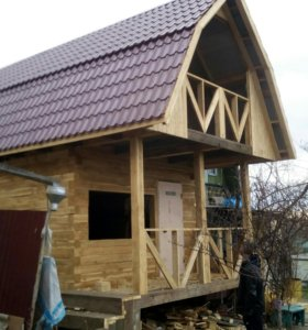 Строительсто домов бань