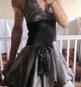 Платье вечернее , 44-46