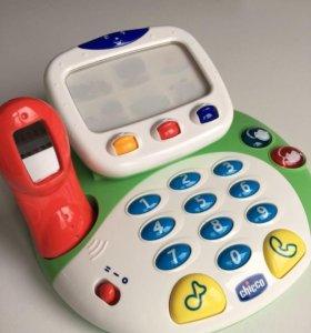 Говорящий видеотелефон, Chicco 60085 Б\У в отлично