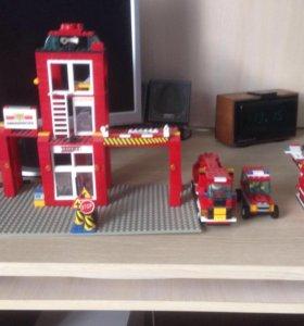 Пожарный участок