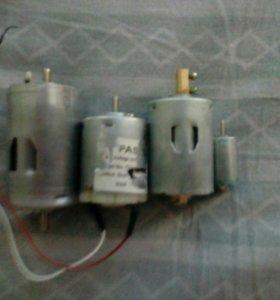 Мотор электрический