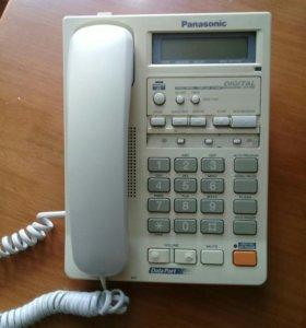 Телефон с автоответчиком.