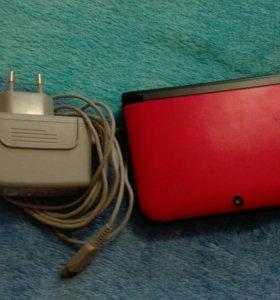 ПРИСТАВКА NINTENDOO 3DS XL.
