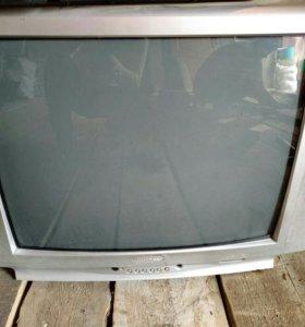 На запчасти Телевизор
