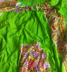 Растаманские юбка-штаны