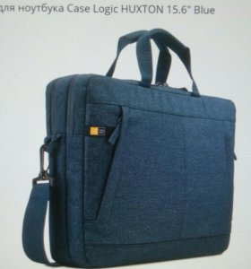 "Сумка для ноутбука Case Logic HUXTON 15.6"" Blue"