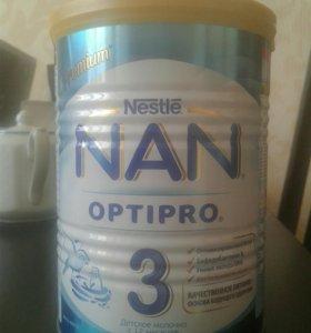 Детское молочко Nan optipro