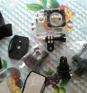 Комплект для экшн камеры