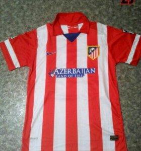 Форма новая Атлетико Мадрид с шортами