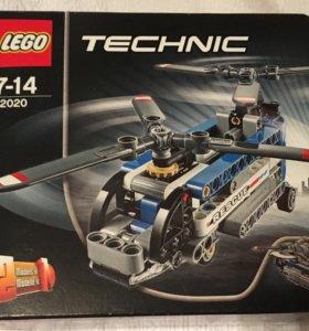Новый набор Lego technic 145 деталей 8х22х13 см
