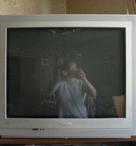 Телевизор Philips б/у