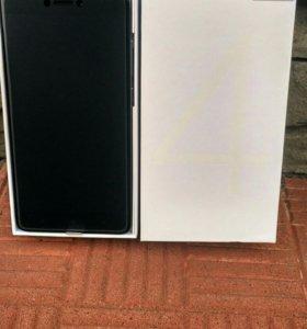 Новый Xiaomi Redmi Note 4 3/32gb