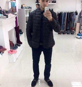 Куртка пиджачного типа