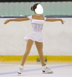 Платье для фигурного катания для выступлений