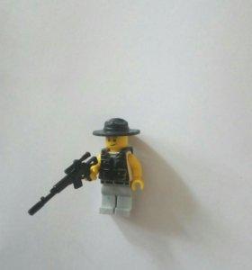 Лего с брикармс