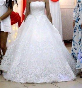 Свадебное платье IRINA LUX