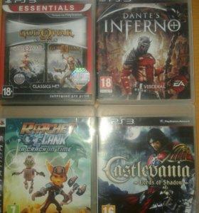 PS 3 игры