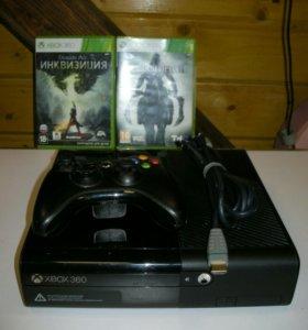 Игровая приставка Xbox 360E 250gb